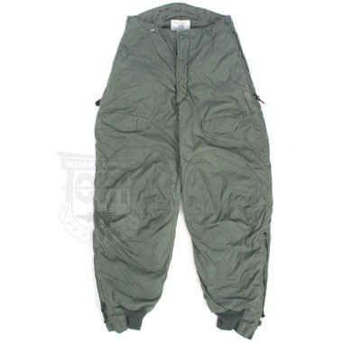 TROUSERS EXTEME COLD WEATHER TYPE F-1B (サスペンダー無し)