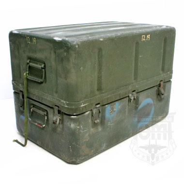 MILITARY CONTAINER BOX 米軍払い下げ品の商品詳細|ミリタリー ...