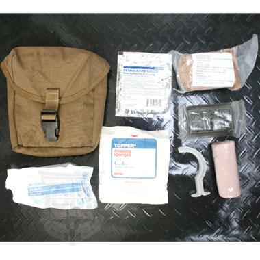 USMC IFAK トラウマキットセット 米軍放出品の商品詳細