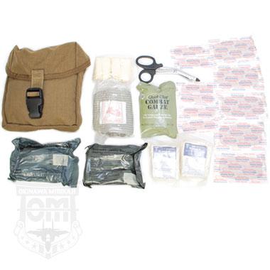 USMC IFAK TRAUMA KIT SET 米軍放出品の商品詳細|ミリタリー