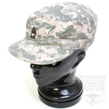 US パトロールキャップ 一等軍曹...
