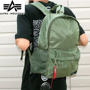 ALPHA INDUSTRIES DAY PACK 40015