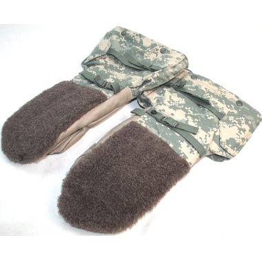 ACU MITTEN SET EXTREME COLD WEATHER