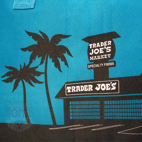 TRADER JOES Large Insulated Bag トレーダー・ジョーズ 保冷・保温エコバッグ