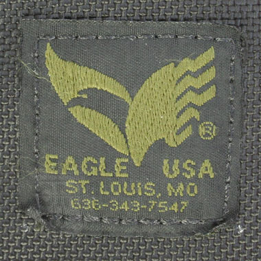 EAGLE INDUSTRIES MULTI PURPOSE POUCH BLACK