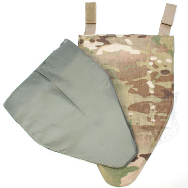 IMPROVED OUTER TACTICAL VEST INTERCEPTOR GROIN OUTERSHELL