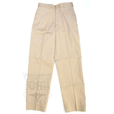 TROUSERS MENS TWILL KHAKI USMC SHADE 2101