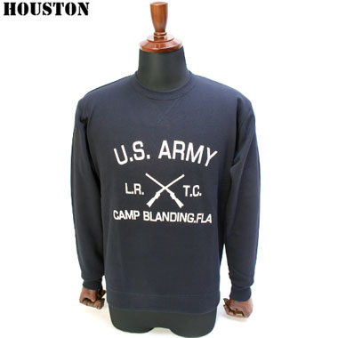 HOUSTON U.S.ARMY L.R. T.G CAMP BLANDING.FLA