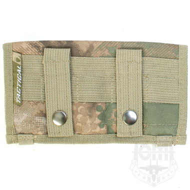 DYE TACTICAL 12GRAM CO2 POUCH A-TACS ボンベ収納ポーチ