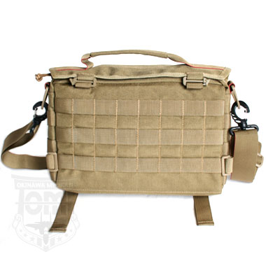 SHOOTER MESSENGER BAG