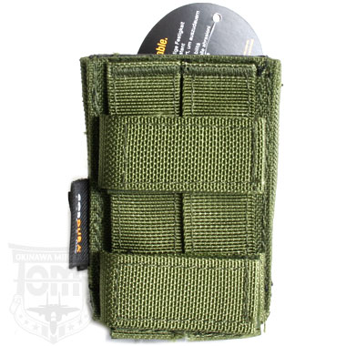 TMC QD MOLLE DINGLE MAG POUCH OD