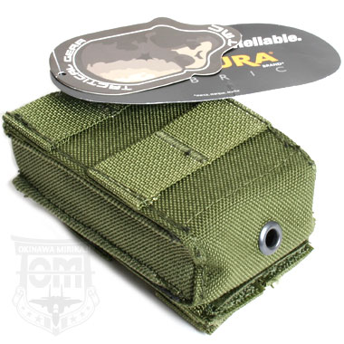 TMC QD MOLLE SINGLE MAG POUCH OD
