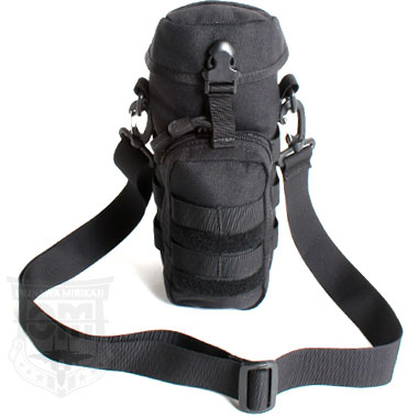 MOLLE BOTTLE POUCH BLACK