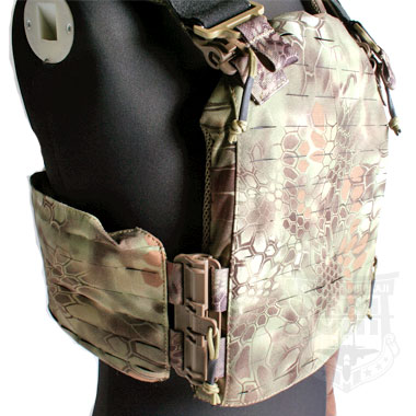 TMC STRANDHOGG PLATE CUT CARRIER マンドレイク