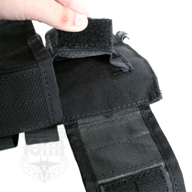 TMC AVS STYLE MAG POUCH BLACK