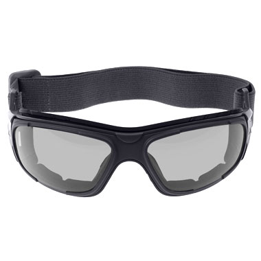 ROTHCO ADAPTABLE TACTICAL SPORTS GOGLES BLACK