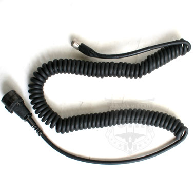 DAVID CLARK RADIO ADAPTER CORD