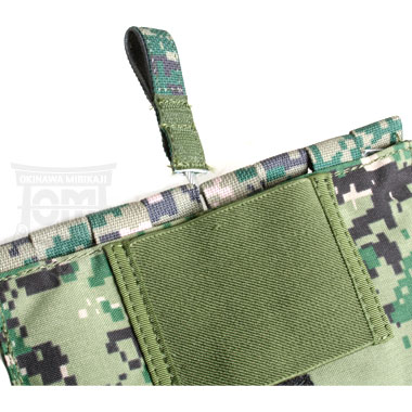 TMC QUICK RELEASE MEDICAL POUCH AOR2