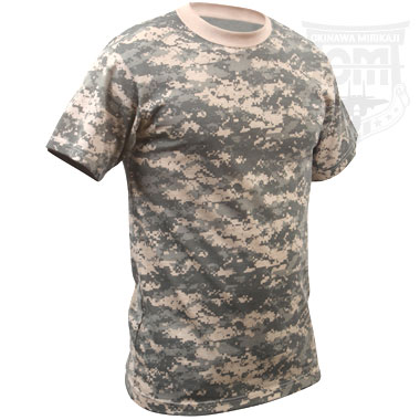 ACU DIGITAL CAMO T-SHIRT 迷彩Tシャツ