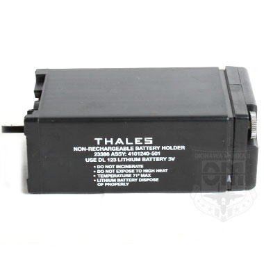THALES NON-RECHARGEABLE BATTERY HOLDER バッテリーケース