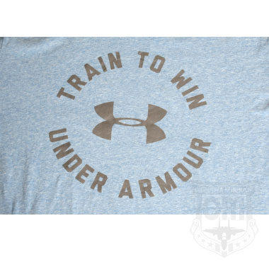 TRAIN TO WIN UNDER ARMOUR アンダーアーマー Tシャツ