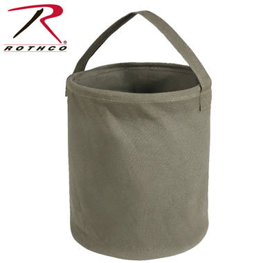 ROTHCO CANVAS WATER BUCKET OD ウォーターバケツ