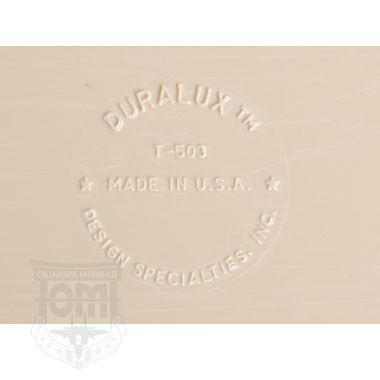 DURALUX メストレイ MADE IN USA