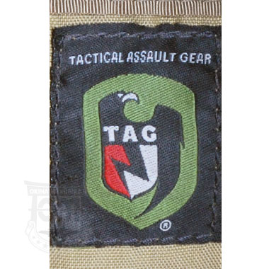 TAG ASSAULT PACK コヨーテ
