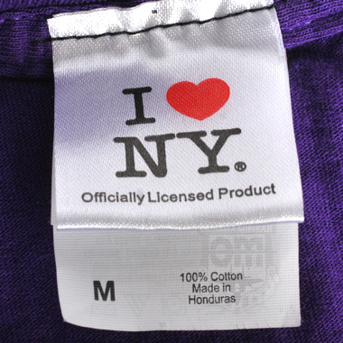 I LOVE NEW YORK Tシャツ
