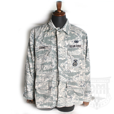 USAF ABU UTILITY JACKET SECURITY FORCE
