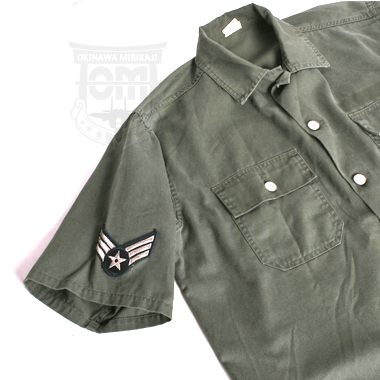 ROTHCO VINTAGE AIR FORCE SHORT SLEEVE SHIRT