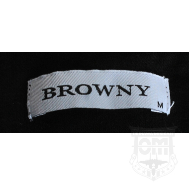 BROWNY プリントTシャツ