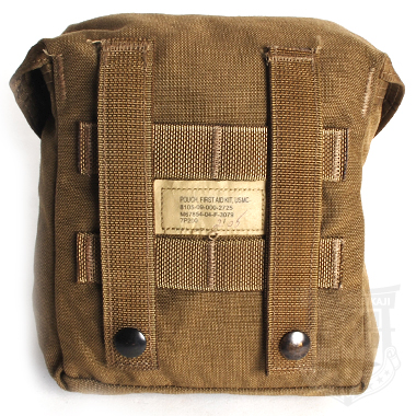USMC FIRST AID KIT POUCH SET