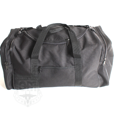 FLYING CIRCLE AGS LARGE SQUARE DUFFEL BLACK