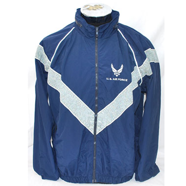 US AIR FORCE RHYSICAL TRAINING PTU JACKET