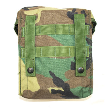 US 200 ROUND SAW GUNNER POUCH 米軍払い下げ品