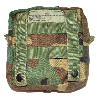 MOLLE MODULAR MEDICAL POUCH 米軍払い下げ