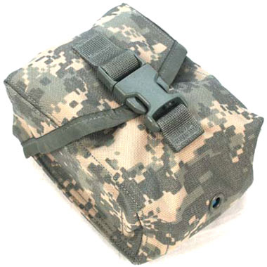 ACU MOLLE 100 ROUND POUCH 米軍払い下げ