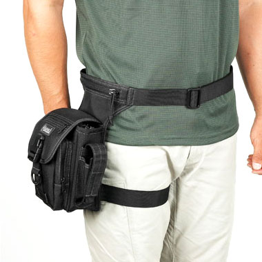 MAGFORCE Thermite Waistpack Black マグフォース