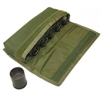 EAGLE イーグル 40MM MAG POUCH & 40mm 空薬莢セット 米軍放出品