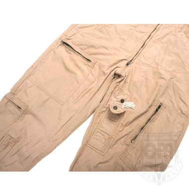 COVERALLS FLYERS TAN CWU-27/P