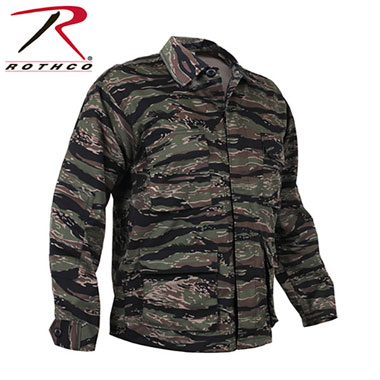 ROTHCO ULTRA FORCE BDU JAKET TIGER STRIP