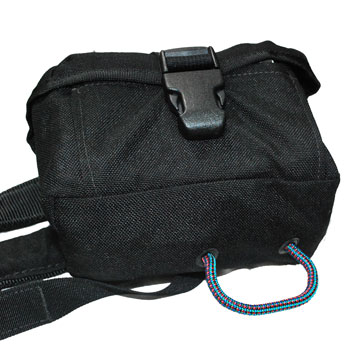 NEW ENGLAND ROPES  MICRO RAPPEL SYSTEM 米軍放出品