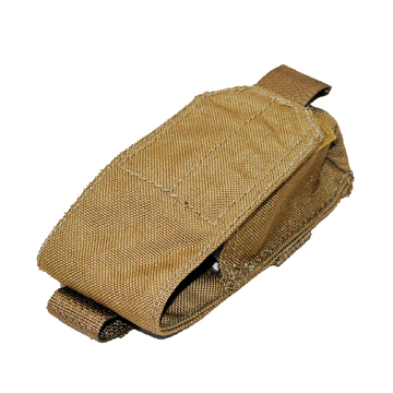 USMC MS-SCOY 40MM GRENADE POUCH SINGLE (COYOTE) 米軍放出品