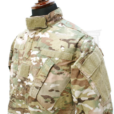 US ARMY COMBAT UNIFORM PRIMETER INSECT GUARD JACKET 米軍放出品