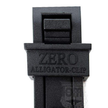 ZERO ALLIGATOR-CLIP