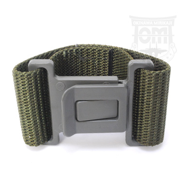BELT EXTENDER WITH PALSTIC BUCKLE ベルトエクステンダー 米軍払い下げ
