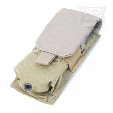 EAGLE MOLLE M4 SINGLE MAG POUCH EIUI シングルポーチ 米軍払い下げ品