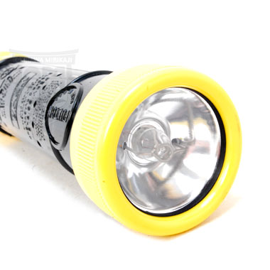 FULTON PERMISSIBLE ELECTRIC FLASHLIGHT