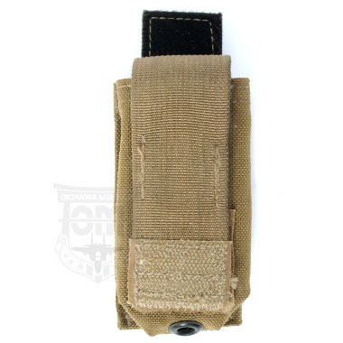EAGLE 45 SINGLE PISTOL MAG POUCH 米軍放出品